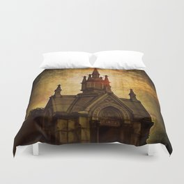 Gothic Sweet Gothic Duvet Cover