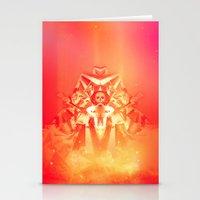 prometheus Stationery Cards featuring Prometheus Uprising by chyworks