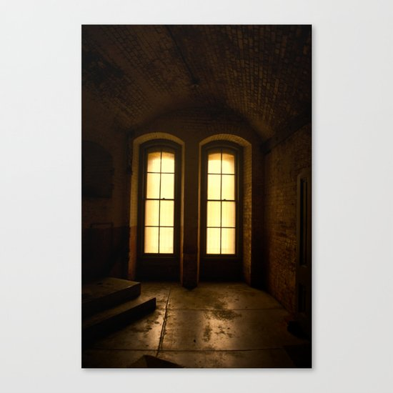 Paused In Time Canvas Print