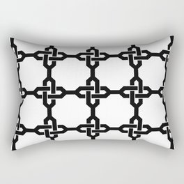 Anchor Chains Rectangular Pillow
