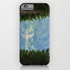 norwegian fjords iPhone 6s Slim Case
