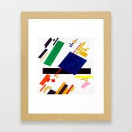 Kazimir Malevich Suprematist Composition Framed Art Print