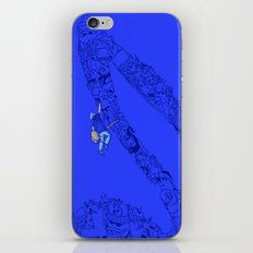 Lost in Paradise iPhone & iPod Skin