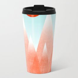 Nature on Fire Travel Mug