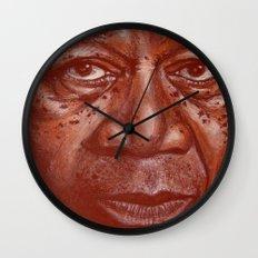 free-man part 2 Wall Clock