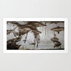 Treeart Art Print