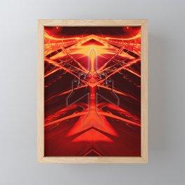 Start in ein neues Jahr Framed Mini Art Print