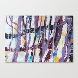 Radici aeree, studio1 Canvas Print