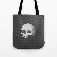 Regal Macabre Tote Bag