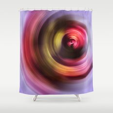 Floral Storm Shower Curtain