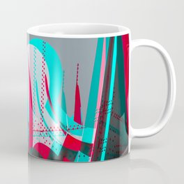 Surreal Montreal 13 Coffee Mug