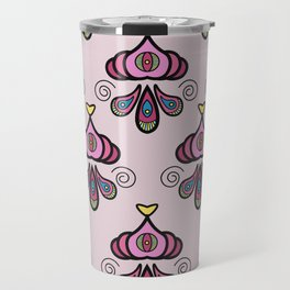 Indian style Travel Mug