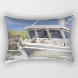 Fisherman's Prayer Rectangular Pillow