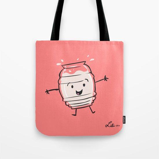 Horchata Tote Bag