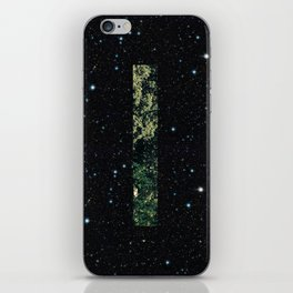 Cosmic Nature iPhone Skin