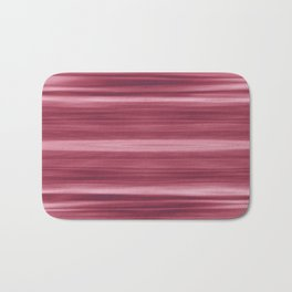 Abstraction Serenity in Rose Bath Mat