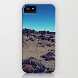 lavaland - three iPhone Case