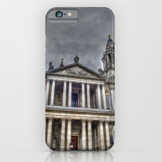 St. Paul's Cathedral, London iPhone & iPod Case