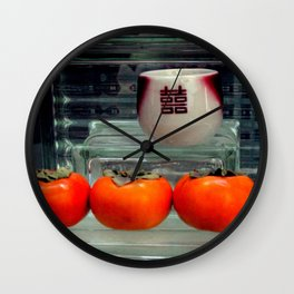We Three Things Of Orient Are Wall Clock
