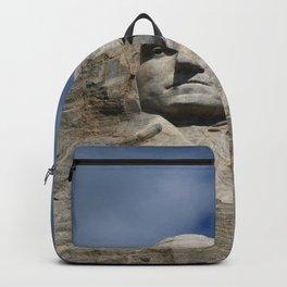 George Washington And Thomas Jefferson  - Mount Rushmore Backpack