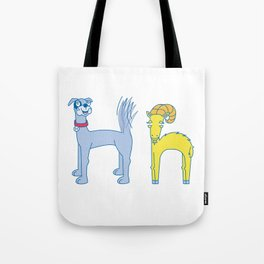 H Uppercase/Lowercase Pair, no border Tote Bag
