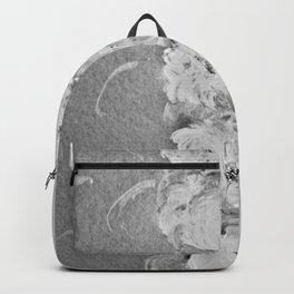 Winter Roses Backpack
