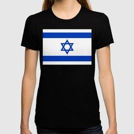 Israel Flag Israeli Patriotic T-shirt