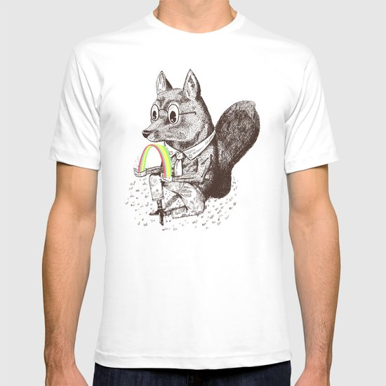 Strange Fox T-shirt
