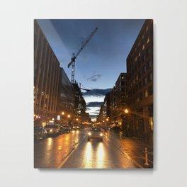 L Street Metal Print