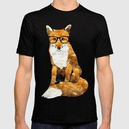 Foxy #society6 #animallover #buyart T-shirt