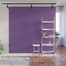 Royal Lilac Wall Mural