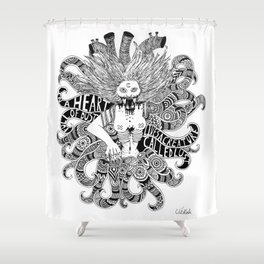 Isobel Shower Curtain