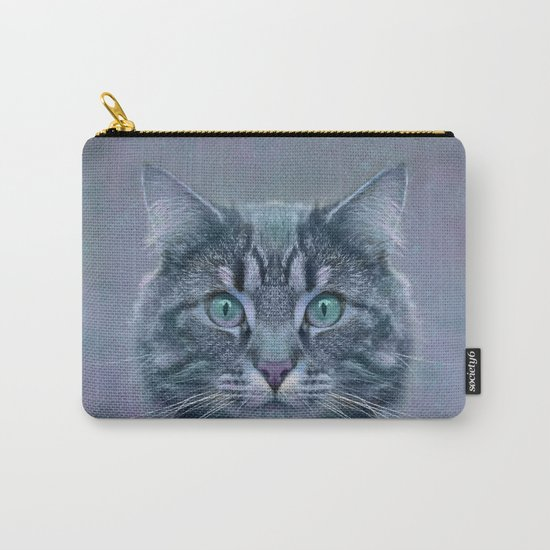 I'm just a cat Carry-All Pouch