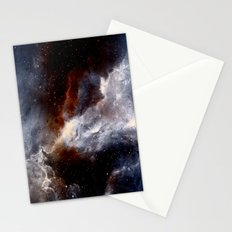 Dust, hydrogen, helium and other ionized gases Stationery Cards