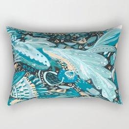 Night Shades Rectangular Pillow