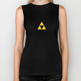 Triforce Zelda Biker Tank