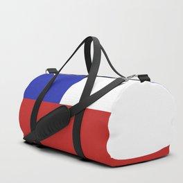 Chile flag emblem Duffle Bag