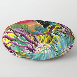 Pinacate Primavera Floor Pillow