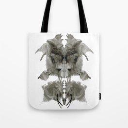 Rorschach Creation Tote Bag