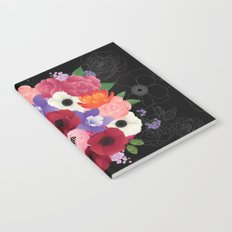 floral topiary Notebook