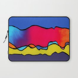 CALIFORNIA WAVE Laptop Sleeve