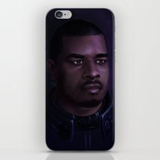 Mass Effect: Jacob Taylor iPhone & iPod Skin