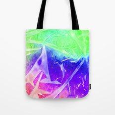 Aurora 3 - Green Sky Tote Bag