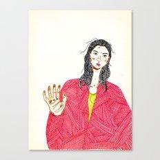Marker Self v.037 Canvas Print