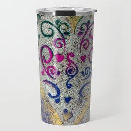 Street h'Art Travel Mug