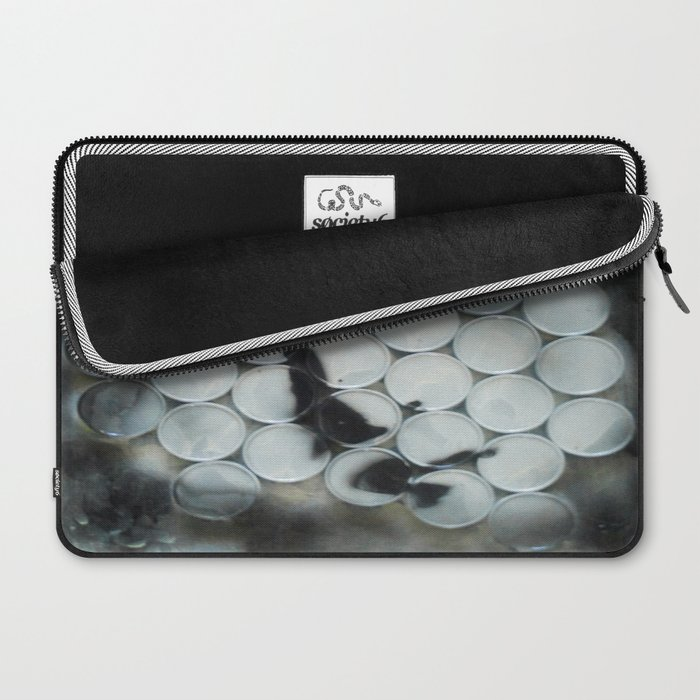 VENUS IN CIRCLES Laptop Sleeve