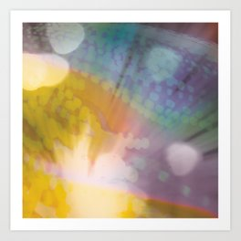 Color Games Three Art Print