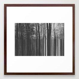 Loading nature Framed Art Print