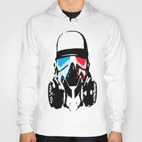 3d Hoodies featuring 3D by Seizone
