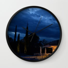 Saint-Raphael Wall Clock